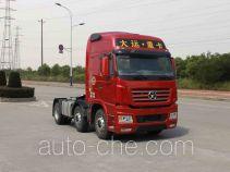 大运牌CGC4250D5EBKG型牵引汽车