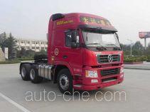大运牌CGC4250D5ECC1型牵引汽车