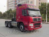 大运牌CGC4250D5ECCD型牵引汽车
