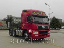大运牌CGC4250D5ECCE型牵引汽车