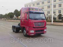 大运牌CGC4250N5ECGH型牵引汽车