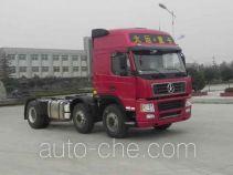 大运牌CGC4250WD4RB型牵引汽车