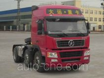 大运牌CGC4252D43BA型牵引汽车