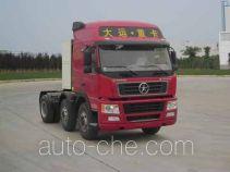 大运牌CGC4253N52BA型牵引汽车