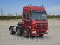 猎虎牌CGC4254WD32B型牵引汽车