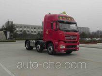 Dayun CGC4255D4YBA dangerous goods transport tractor unit