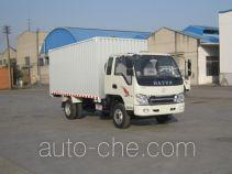 大运牌CGC5030XXYHBB33D型厢式运输车