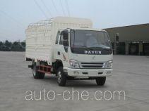 Dayun CGC5040CCYHBC33D грузовик с решетчатым тент-каркасом