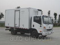 大运牌CGC5040XLCHDD33E型冷藏车