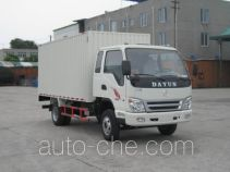 大运牌CGC5040XXYHBC33D型厢式运输车