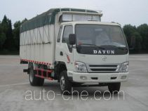 Dayun CGC5041CPYHBB33D soft top box van truck