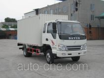 Dayun CGC5041XXYHBB33D box van truck