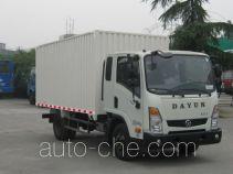 大运牌CGC5043XXYHGC33D型厢式运输车