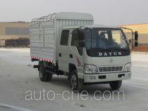 Dayun CGC5044CCYSDC33D грузовик с решетчатым тент-каркасом