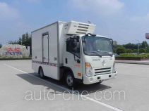 Dayun electric refrigerated truck