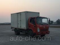 大运牌CGC5050XXYHDE33E型厢式运输车
