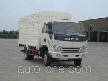 Dayun CGC5070CCYHBB33D грузовик с решетчатым тент-каркасом