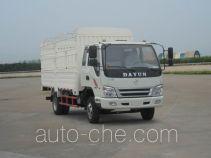 Dayun CGC5070CCYHBC39D грузовик с решетчатым тент-каркасом