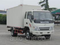 大运牌CGC5070XXYHBC39D型厢式运输车