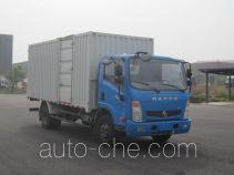 大运牌CGC5080XXYHDE33E型厢式运输车