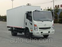 Dayun CGC2042XHDE35D cross-country box van truck