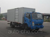 大运牌CGC5100XXYHDE39E型厢式运输车