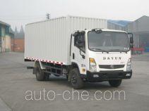 大运牌CGC5050XXYHDD39D型厢式运输车
