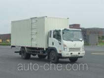 大运牌CGC5142XXYHDE39E型厢式运输车