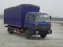 川路牌CGC5160XXBG3G型蓬式运输汽车