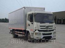 大运牌CGC5160XXYD48AA型厢式运输车