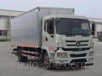 大运牌CGC5160XXYD4TAA型厢式运输车