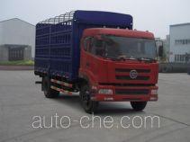 川路牌CGC5161CCQG3G型仓栅式运输汽车