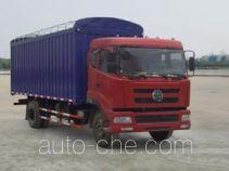 川路牌CGC5161XXBG3G型蓬式运输汽车