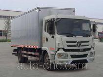 大运牌CGC5161XXYD4TAA型厢式运输车