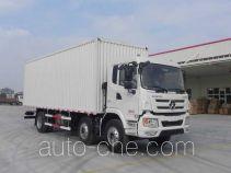 大运牌CGC5250XXYD4TBA型厢式运输车