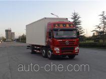 大运牌CGC5250XXYD5CBJD型厢式运输车
