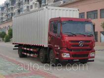 Dayun CGC5254XXYD4TBA box van truck