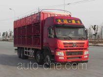大运牌CGC5310CCQD5DDHD型畜禽运输车