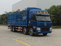 Dayun CGC5310CCYD5DDHD грузовик с решетчатым тент-каркасом