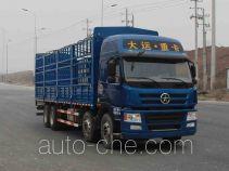 Dayun CGC5310CCYD5EDHF грузовик с решетчатым тент-каркасом
