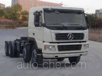 Dayun CGC5310GJBD4XD concrete mixer truck chassis