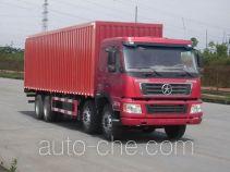 大运牌CGC5310XXYD4RDA型厢式运输车