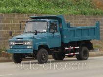 川路牌CGC5815CD2型自卸低速货车