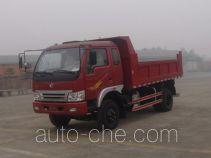 川路牌CGC5815PD2型自卸低速货车