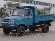 Chuanlu CGC5820CD4 low-speed dump truck