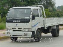 川路牌CGC5820PD型自卸低速货车