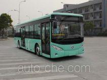 大运牌CGC6106BEV1GAEJKARM型纯电动城市客车
