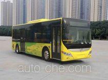 大运牌CGC6106BEV1JACKJATM型纯电动城市客车