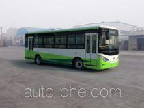 大运牌CGC6806BEV1FAMJFAQM型纯电动城市客车