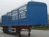 川路牌CGC9280CXY型仓栅式半挂车